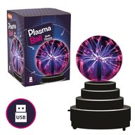 Keycraft - Jucarie interactiva Glob cu plasma