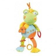 Brevi Soft Toys - Jucarie muzicala Broscuta