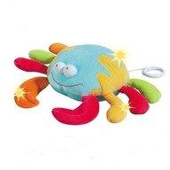 Brevi Soft Toys - Jucarie muzicala Crab