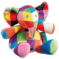 Rainbow Design - Zornaitoare de plus Elefantul Elmer 14 cm