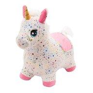 PLAYTO - Jumper gonflabil Unicorn Cu melodii