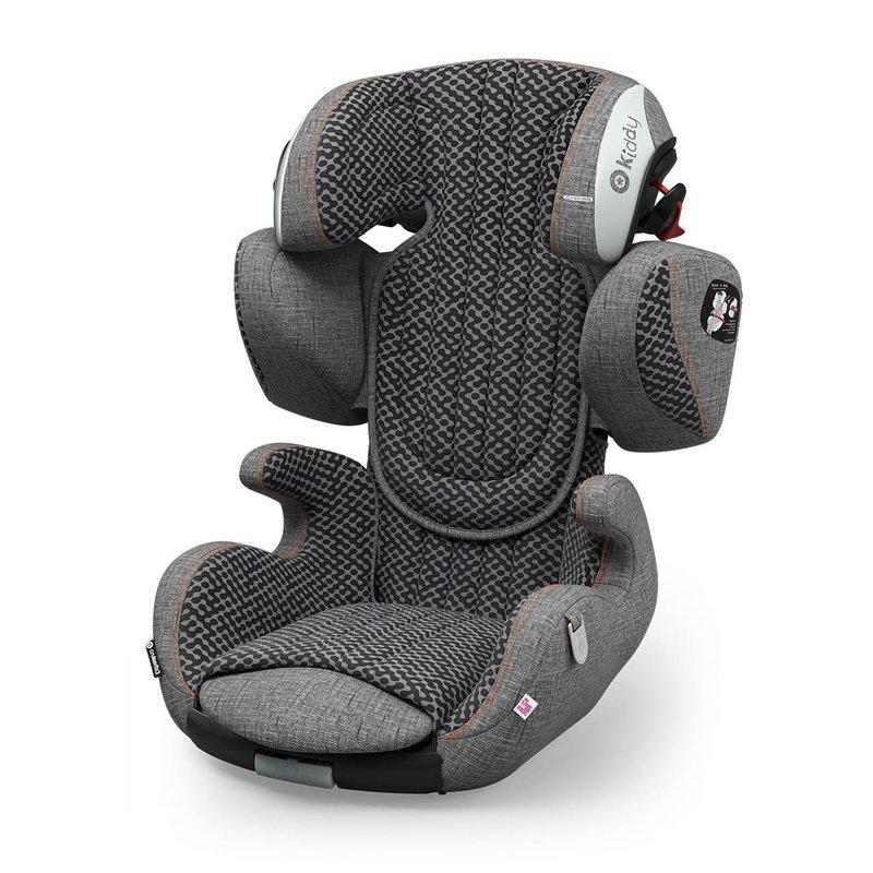 Kiddy Scaun Auto Cruiserfix 3 Retro Charcoal (ISOFIX)