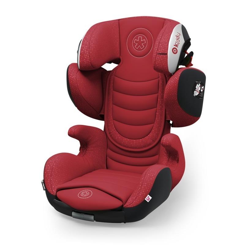 Kiddy Scaun auto Cruiserfix 3 Ruby Red (ISOFIX) din categoria Scaune auto copii de la Kiddy