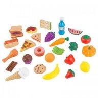 KidKraft - Set alimente de jucarie din  30 piese