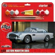 Airfix - Set de constructie Masina Aston Martin DB5 Silver Scara 1:32