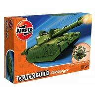 Airfix - Kit constructie Quick Build Challenger Tank