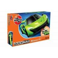 Airfix - Kit constructie Quick Build McLaren P1, Green