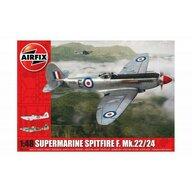 Airfix - Kit constructie Supermarine Spitfire F.Mk.22/24, scara 1:48