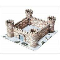 Wise Elk - Kit constructie caramizi Castelul Cuib de Vulturi, 870 piese reutilizabile