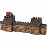Wise Elk - Kit constructie caramizi Marele Zid Chinezesc, 1530 piese reutilizabile