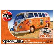 Airfix - Kit constructie Quick Build VW Camper Van Surfin