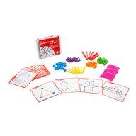 Edx Education - Set de constructie Geometric Schelet Pentru incepatori
