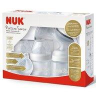 Nuk - NUK - Kit  Pentru Alaptare  Nature Sense Jolie