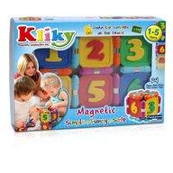 Supermag - Kliky - Set magnetic Sa invatam numerele