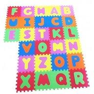 Knorrtoys - Covor puzzle din spuma Alphabet 26 piese