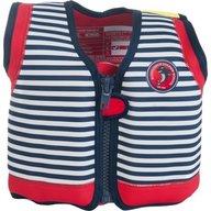 Konfidence - Vesta inot copii cu sistem de flotabilitate ajustabil The Original blue stripe 6-7 ani