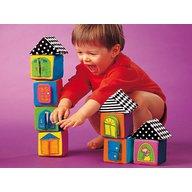 K`s Kids Jucarie sorteaza formele Cuburi Knock 9+