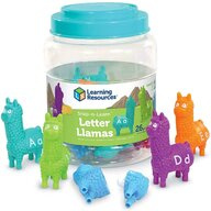 Learning Resources - Set figurine Lame cu litere