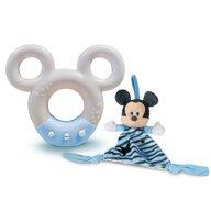 Clementoni - Lampa de veghe Muzicala, Cu proiector Mickey Mouse