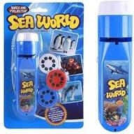 Bambinice - Proiector Lanterna Cu 3 diapozitive Animale Marine