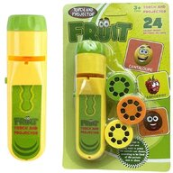 Bambinice - Proiector Lanterna Cu 3 diapozitive Fructe