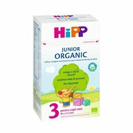 HiPP - Lapte organic Junior, nr 3, 500 gr