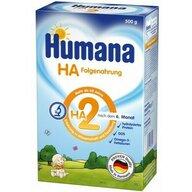 Humana - Lapte praf hipoalergenic, HA 2, 500 gr, 6 luni+