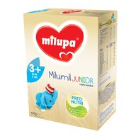 Milupa - Lapte praf Milumil Junior 3+, 600g, 3ani+