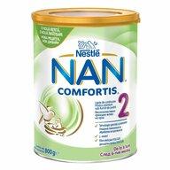 Nestle - Lapte praf Nan 2 Comfortis, 800g