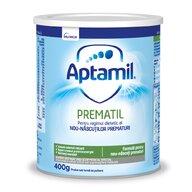 Nutricia - Lapte praf Aptamil Prematil 0luni+, 400 gr, Pentru prematuri