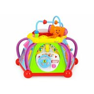 Lean Toys - Centru de activitati bebelusi, Little Joy Box