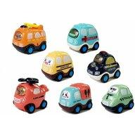 Lean Toys - Set 7 masinute