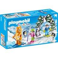 Playmobil - Lectii de ski