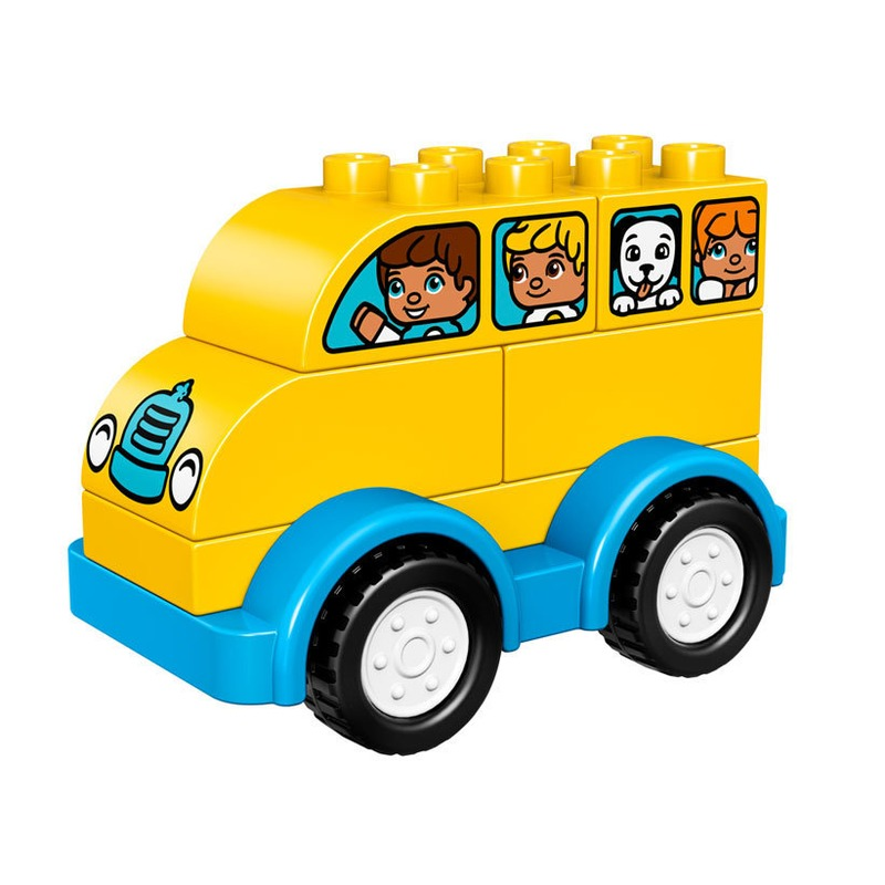 LEGO® Duplo Primul meu autobuz din categoria Lego de la LEGO