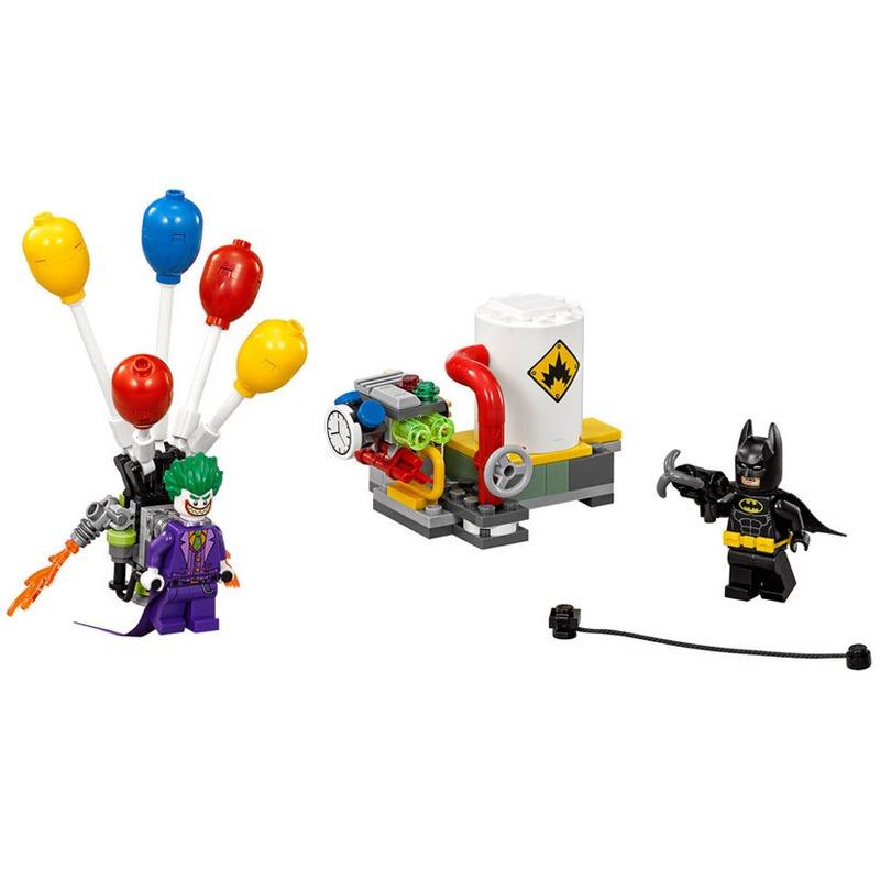 LEGO® Evadarea lui Joker™ cu balonul din categoria Lego de la LEGO