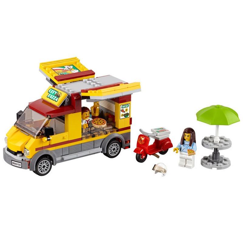 LEGO® Furgoneta de pizza din categoria Lego de la LEGO