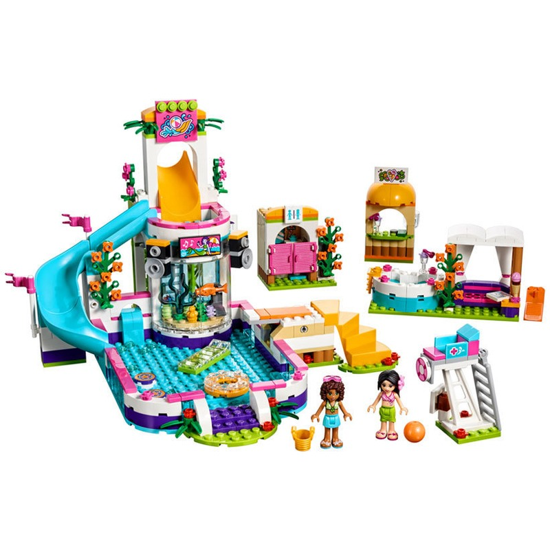 LEGO® Piscina de vara din Heartlake din categoria Lego de la LEGO