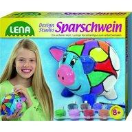 Lena - Set creatie pusculita porcusor din portelan