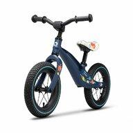 Lionelo - Bicicleta cu roti gonflabile, fara pedale, Bart, Blue Navy