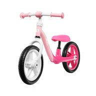 Lionelo - Bicicleta fara pedale Alex, 12″, Bubblegum