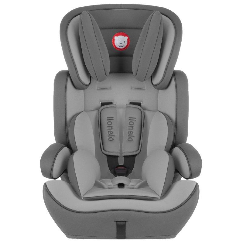 Lionelo Scaun auto copii 9-36 Kg Levi Plus Grey