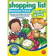 Orchard Toys - Joc educativ Lista de cumparaturi - Fructe si Legume