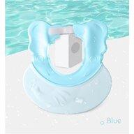 Little Mom - Protectie baita pentru ochi si urechi Elephant Blue