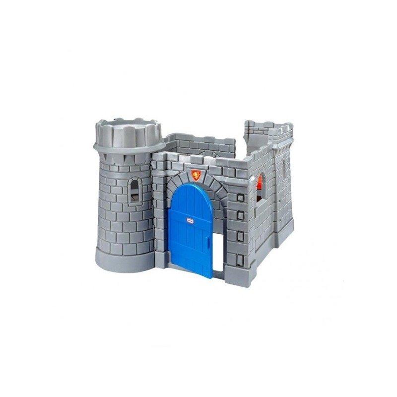 Little Tikes Castel realistic cu fatada din piatra