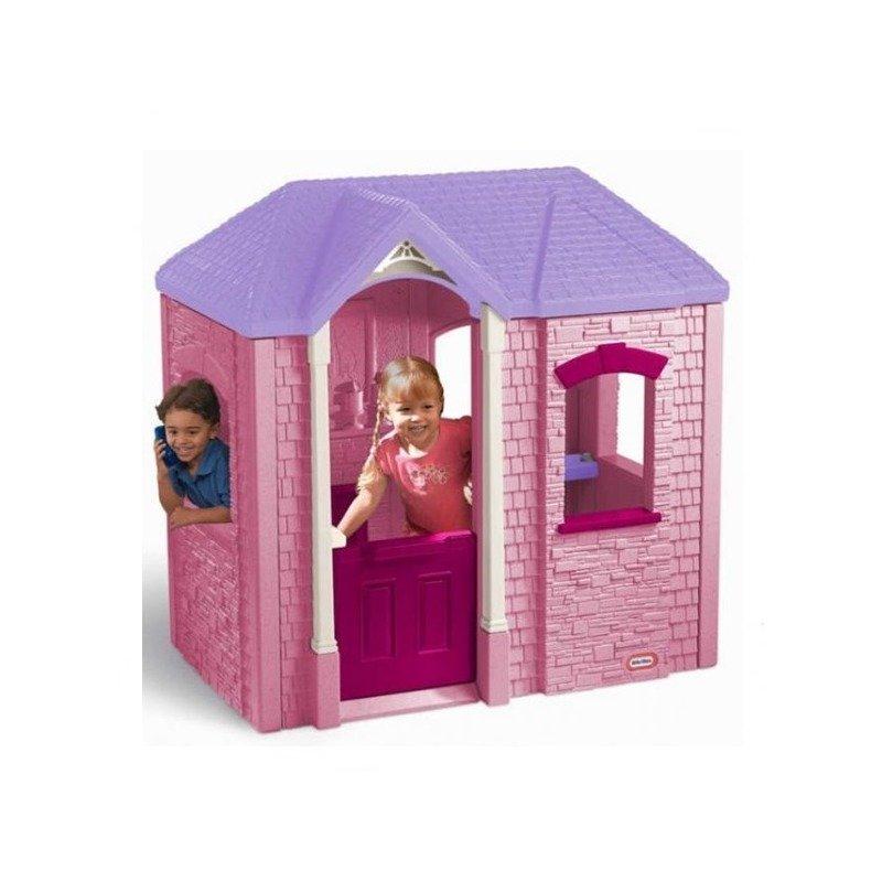 Little Tikes Casuta Pink Cambridge din categoria Jucarii de exterior de la Little Tikes