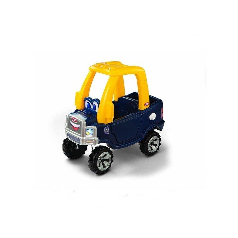 Little Tikes Masina Cozy - bleu din categoria Vehicule pentru copii de la Little Tikes