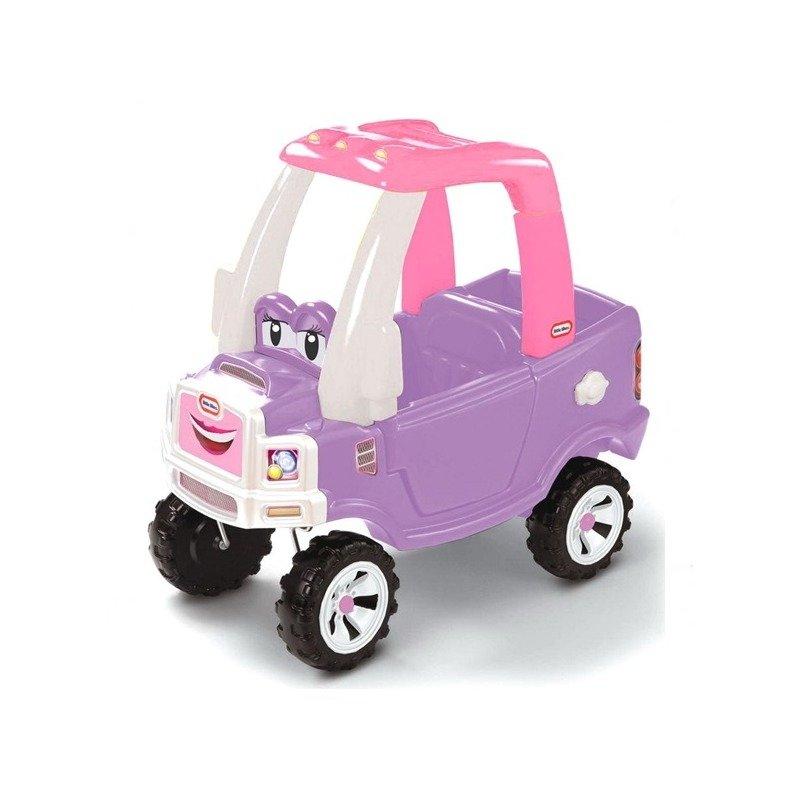 Little Tikes Masina Cozy Printesa - roz din categoria Vehicule pentru copii de la Little Tikes