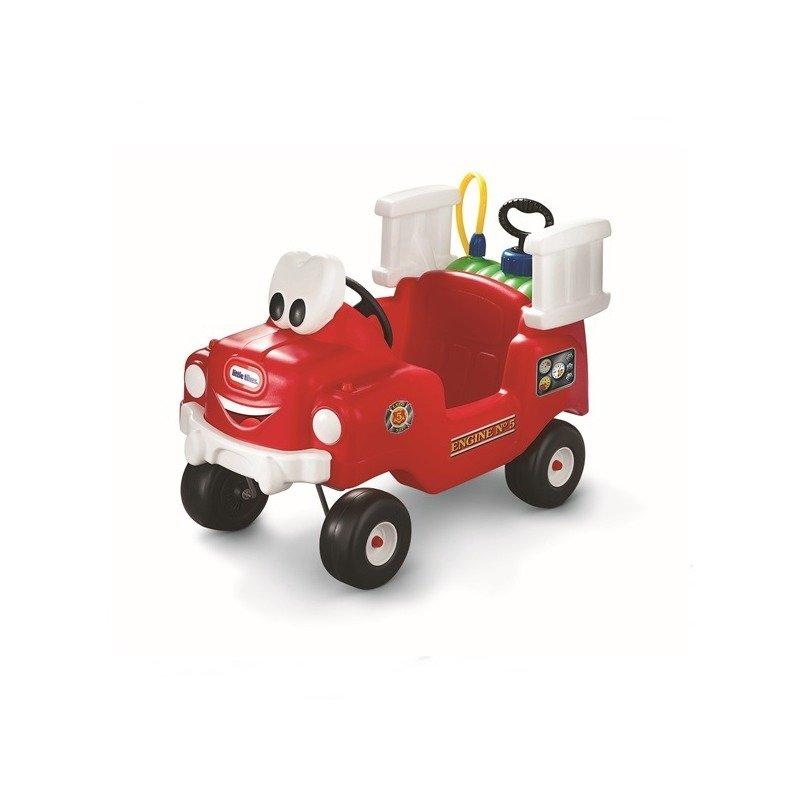 Little Tikes Masina de pompieri - rosie