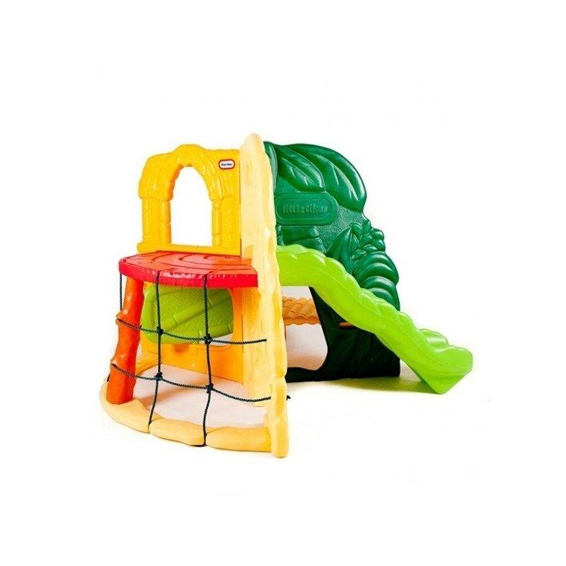 Little Tikes Spatiu joaca Jungla (galben verde rosu) din categoria Centre de activitati de la Little Tikes