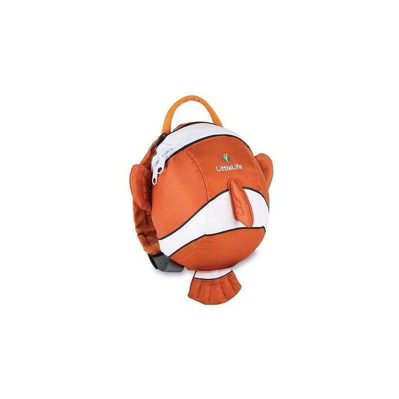 LittleLife Rucsac cu ham detasabil Clownfish din categoria Ghiozdane si trolere de la LittleLife